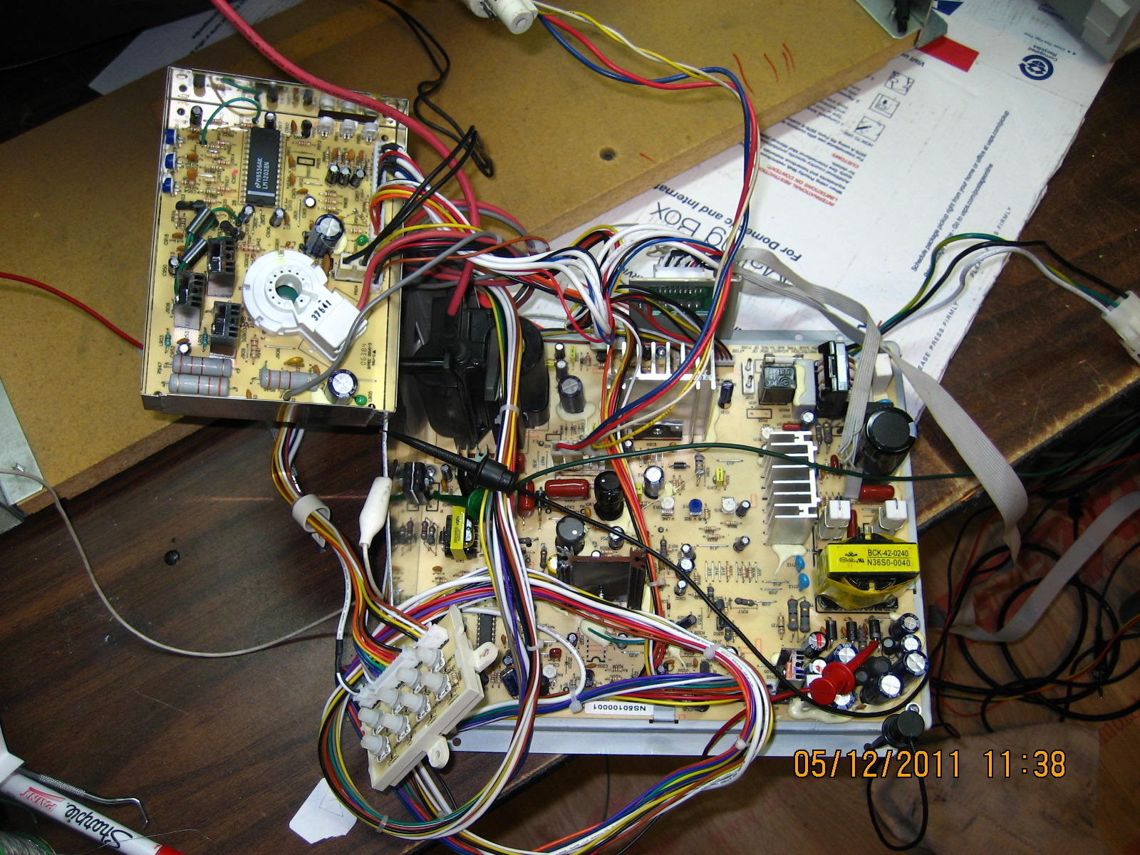 Arcadecupcom Crtlabsnet Tda1175p 8211 Low Noise Tv Vertical Deflection System Nt
